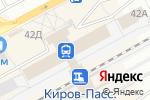 Схема проезда до компании Столофка в Кирове