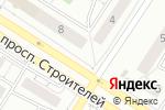 Схема проезда до компании Продуктовый павильон в Кирове
