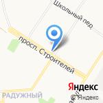Продуктовый павильон на карте Кирова