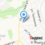 Центральная Строительная Компания на карте Кирова