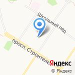 Торгово-сервисная компания на карте Кирова