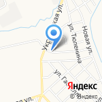 Норматив на карте Кирова