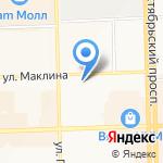 Инсайт на карте Кирова