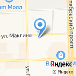 Жемчужина востока на карте Кирова