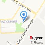 Максим на карте Кирова