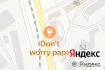 Схема проезда до компании Электрокомплект в Кирове