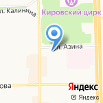 ПивоЗаправочная Станция на карте Кирова