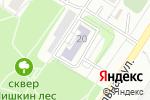Схема проезда до компании Участковый пункт полиции №35 в Кирове