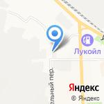 Пульт охраны на карте Кирова