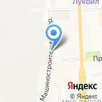 Инжектор сервис-17 на карте Кирова