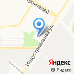 Радужнинская детская школа искусств на карте Кирова