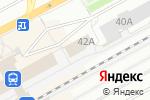 Схема проезда до компании Горячая Картошка в Кирове
