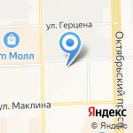 Здоровье-Плюс на карте Кирова