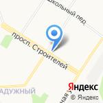 Магазин фруктов и овощей на карте Кирова