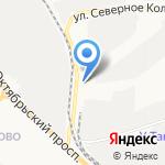 Вятская строительная компания на карте Кирова