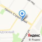 Семейная оптика на карте Кирова