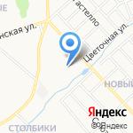 Основная общеобразовательная школа №39 на карте Кирова