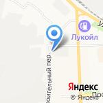 Кировсвет на карте Кирова