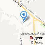 Детский сад №29 на карте Кирова