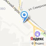 Лидер на карте Кирова