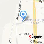 Пожарная часть №1 на карте Кирова