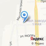 Центр управления в кризисных ситуациях на карте Кирова