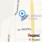 ЛАД на карте Кирова