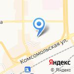Кировский региональный центр связи на карте Кирова