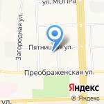 Почтовое отделение №46 на карте Кирова