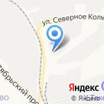 Автосалон Гусар на карте Кирова