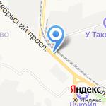 Кировский архив на карте Кирова
