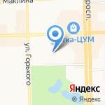 Детский сад №120 на карте Кирова