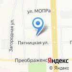 Сигнал строй на карте Кирова