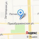 Сити-плюс на карте Кирова