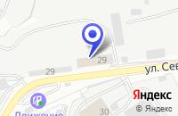 Схема проезда до компании МЕТАЛЬЕ в Кирове