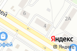 Схема проезда до компании Все для быта в Кирове