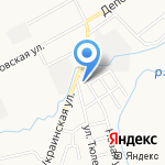 VectoR-BMW на карте Кирова