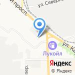 Кировский инструментальный центр на карте Кирова