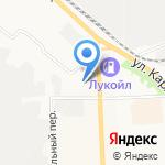 Детский сад №20 на карте Кирова