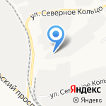 Комфортстол на карте Кирова