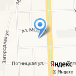 Родичи на карте Кирова