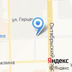 Маяк-сервис на карте Кирова
