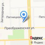 Детский сад №130 на карте Кирова