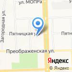 ПЖХ-010 на карте Кирова