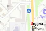 Схема проезда до компании МКД-Сервис в Кирове