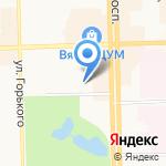 СБиС Плюс на карте Кирова