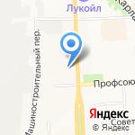Цветочная фея на карте Кирова