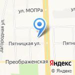 Panda на карте Кирова