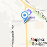 TNT Express на карте Кирова