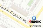 Схема проезда до компании Магазин одежды и трикотажа в Кирове